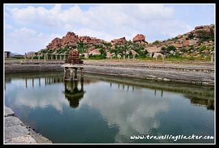 Hampi: Vittala Water Tank | by quetzalcoatl2011