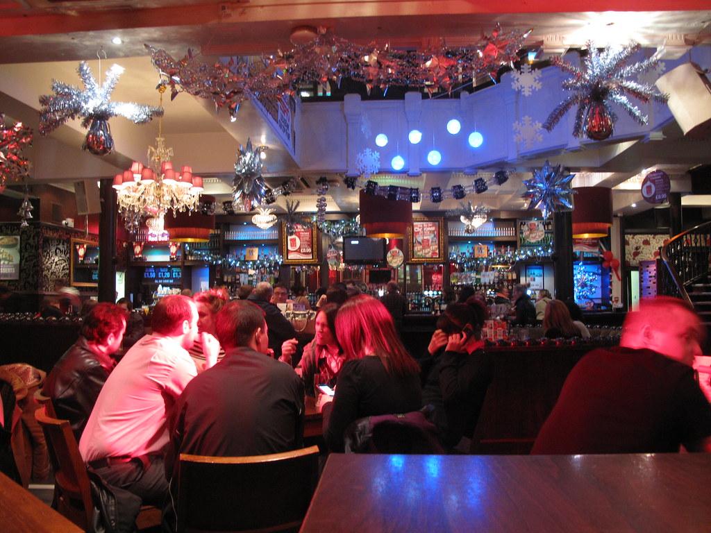 LEEDS - English Pub