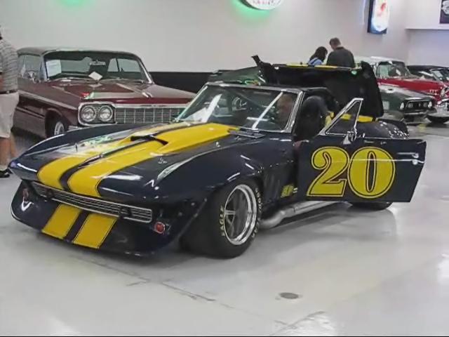 1966 Chevrolet Corvette C2 Stingray Race Car #20   Photograp…   Flickr