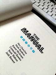The Manual, issue 2 // Inside cover