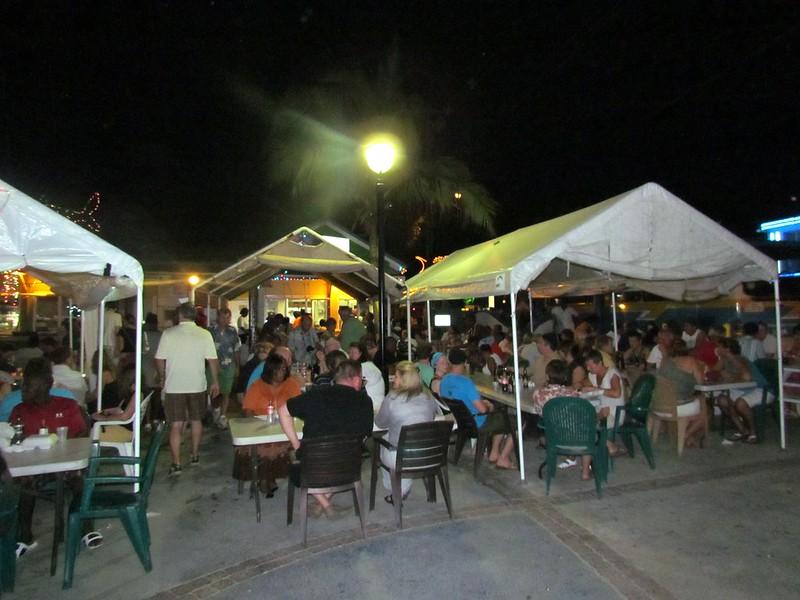 Oistins Fish Fry - Barbados
