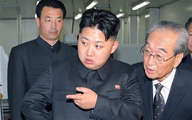 Kim Jong Un   www.youtube.com/watch?v=5w1IW3drShg   Zennie Abraham   Flickr