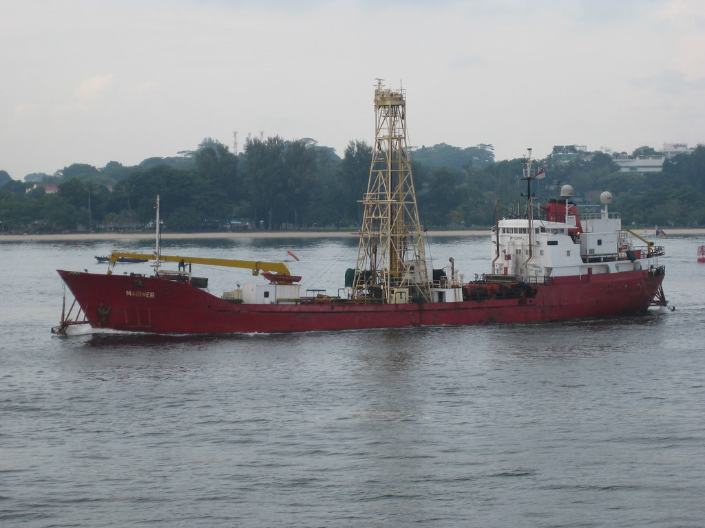 MV Mariner | Geotechnical vessel  IMO 5179208 Call sign HO 9