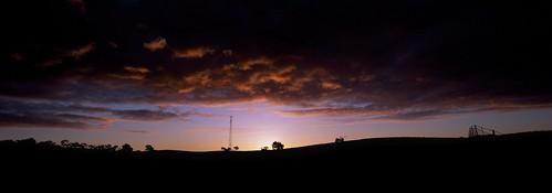 sunset panorama southaustralia barossavalley lyndoch fujix100