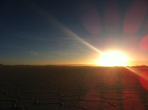 light sunset sun landscape travels bolivia américalatina