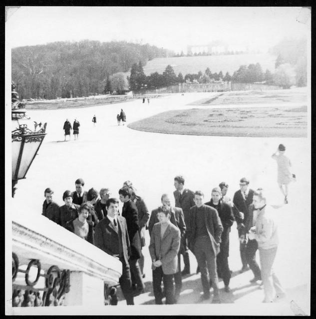 Fahrt in die ČSSR Ostern 1969