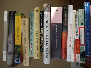 RSiegel_Week1 - Floating books   by grongar