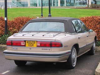 1993 Buick Le Sabre 3.8 Saloon.   by bramm77