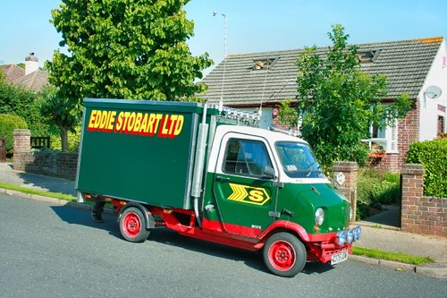 Jiffy Mini Eddie Stobart