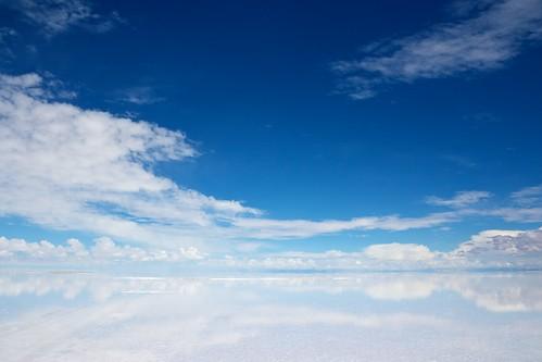 Salar de Uyuni   by Nico Kaiser