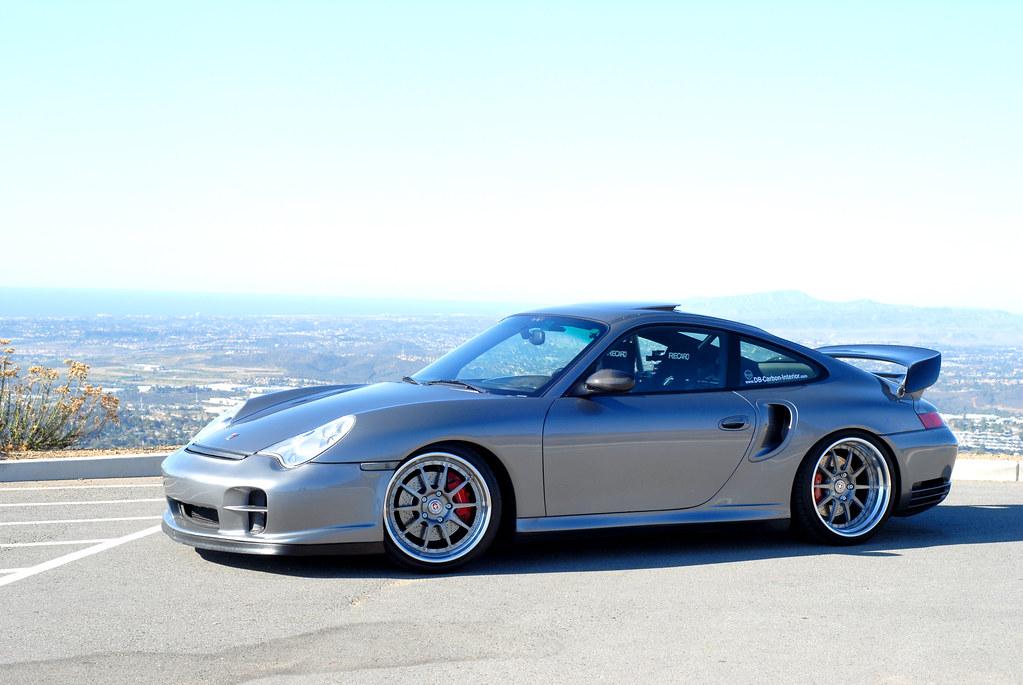 Porsche 996 Turbo >> Porsche 996 Turbo On Hre C93 Hre Wheels Flickr