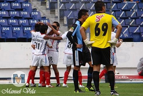 DSC01199 Lobos BUAP acumuló su segunda derrota, al caer 2-1 ante Mérida J4 TC2012 Liga de Ascenso Estadio Cuauhtémoc por Mv Fotografía Profesional / www.pueblaexpres.com