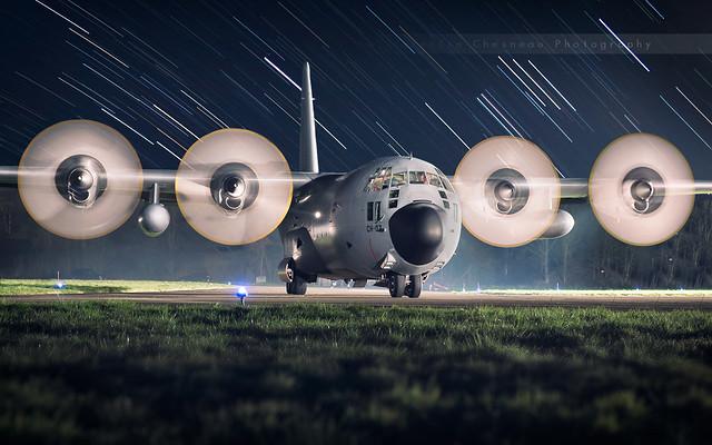 C130 Belgian AF