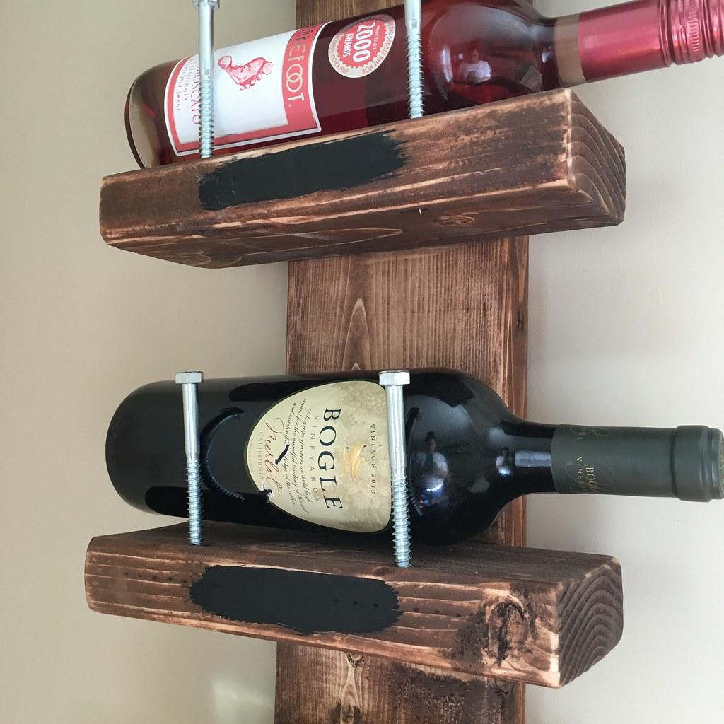 Diy Wine Rack Freshwater Studio Com 2016 05 19 Easy Diy Wi