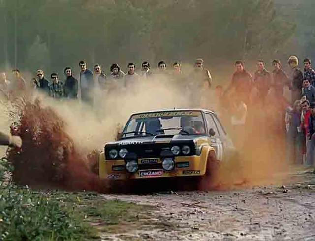 Fiat 131 Abarth – Portugal 1977
