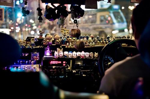 Hong Kong Taxi | by Mario Sixtus