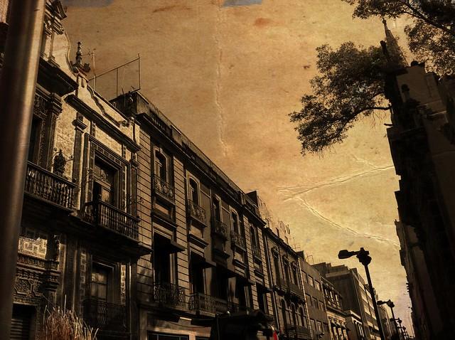Calle de Madero, CDMX, México
