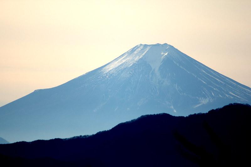 川乗山山頂