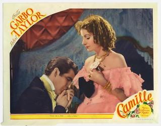 "Greta Garbo with  Robert Taylor ""Camille""1936 | by greta_g"