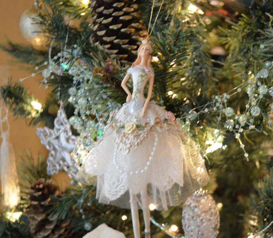 Whimsical Christmas Ornaments.Whimsical Christmas Ornaments I Love This Princess Balle