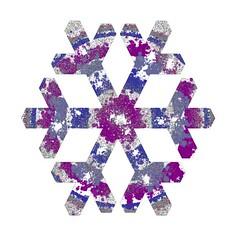 spinart snowflake
