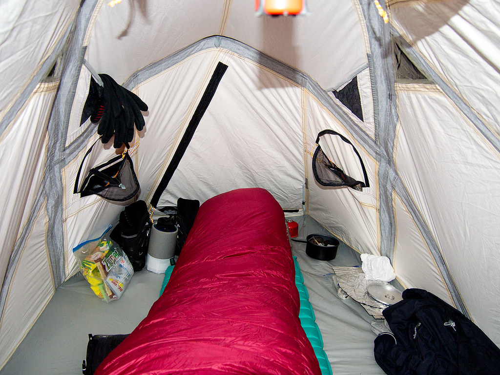... Mountain Hardwear EV 2 Tent | by tyrolmountains & Mountain Hardwear EV 2 Tent | Inside view | Anatol Jasiutyn | Flickr
