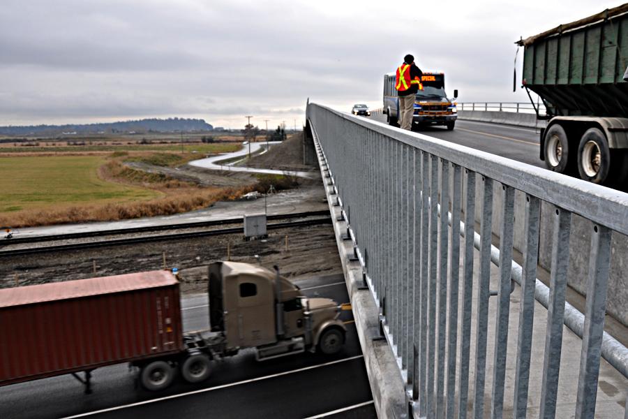 Roberts Bank Corridor Upgrades