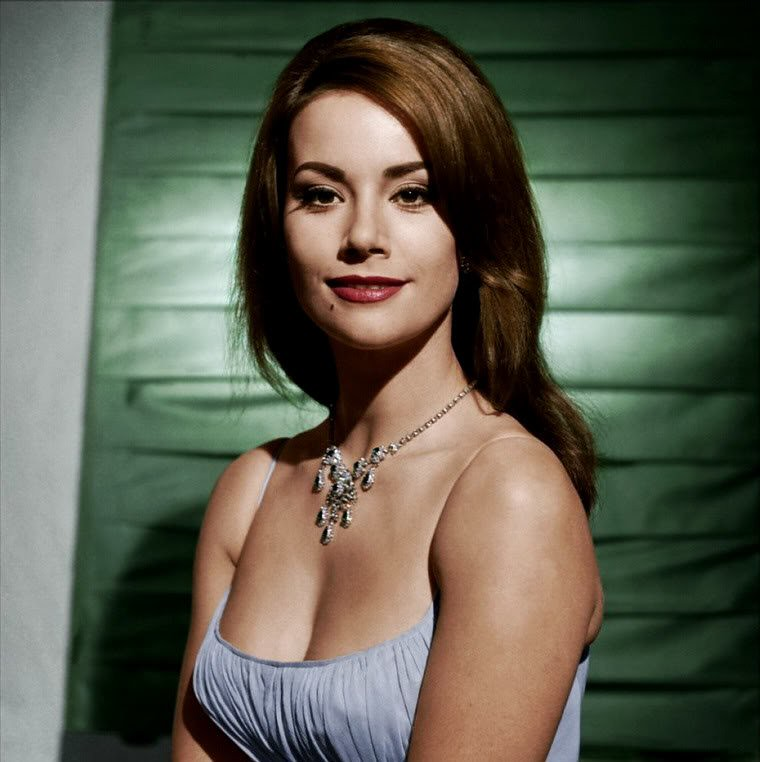 claudine auger daughter