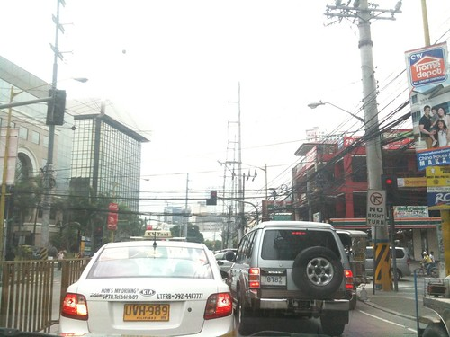 Makati intersection | by brownpau
