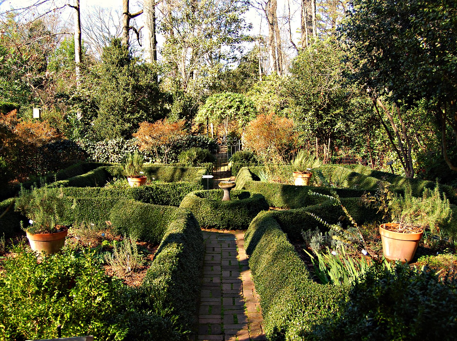 Wing Haven, a Garden in Charlotte, NC