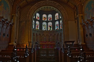 Chapel in Crewe Hall | by string_bass_dave