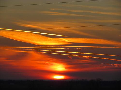 sunset rural kansas jacksoncountykansas