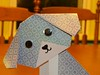 Origami Dog by qarylla