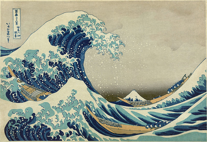 36 VIEWS BY HOUKSAI -Great_Wave_off_Kanagawa2 | en ...