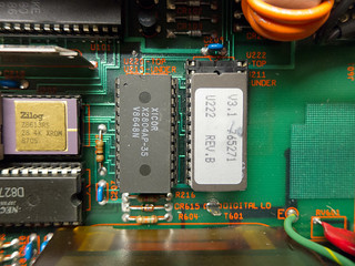 Reading Fluke 8842A EPROMs