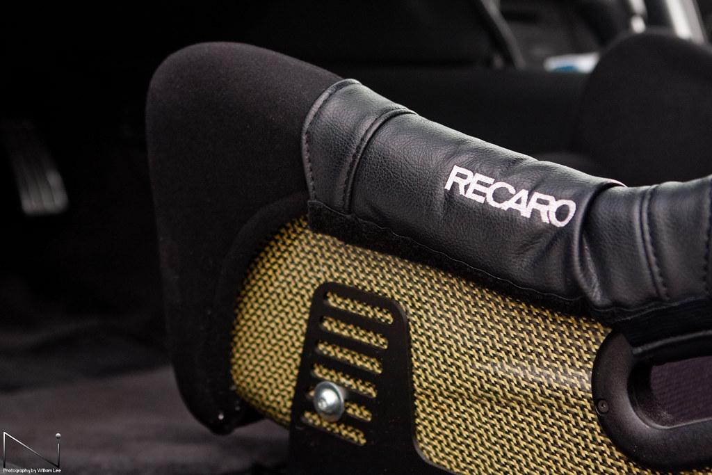 Recaro Profi Carbon-Kevlar SPA seats pad | William Lee | Flickr
