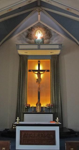 St. Mary Catholic Church, Barnesville, MD