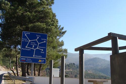 mountain portugal montagne sierra serra mapa montanha serradaestrela