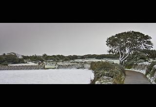 Menorca nevada