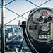 NYC - Empire State Binoculars by M. Kafka