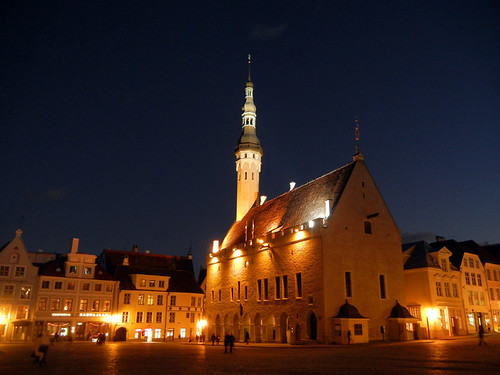 Tallinn | by overtureimage