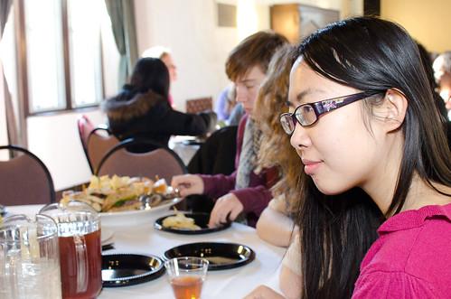 8 TEDxWomen Luncheon