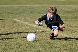 Soccer in fall 2011 | by TimWilson