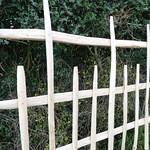 Rustic Chestnut fence panel