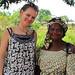 S paní Aboudou, foto: Kateřina Mildnerová