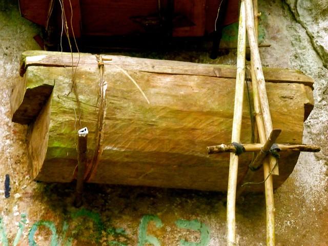 висящ ковчег на Филипините