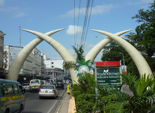 Mombasa Landmark