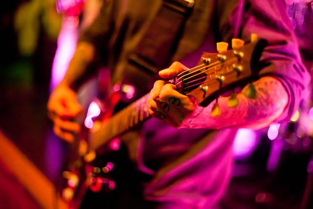 Robert Jordan - Guitarist - South