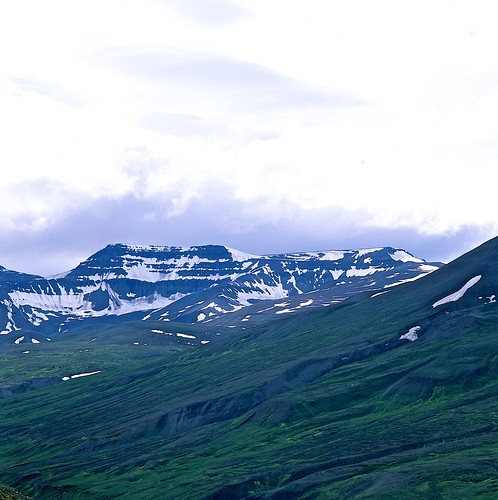 "Image titled ""A view, Near Akureyri, Iceland."""