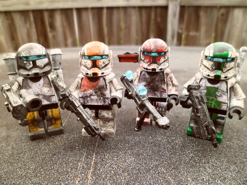 Delta Squad A Photo On Flickriver